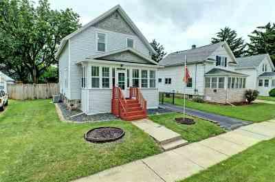 Oshkosh Single Family Home Active-Offer No Bump: 933 W 10th