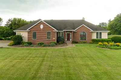 Neenah Single Family Home Active-No Offer: 9407 Memory