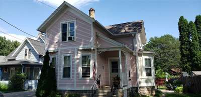 Oshkosh Multi Family Home Active-No Offer: 1646 Elmwood