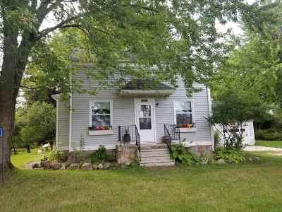Oshkosh Single Family Home Active-No Offer: 6065 Hwy R
