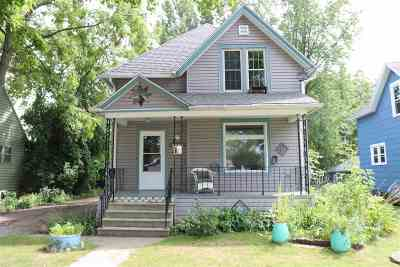 Appleton Single Family Home Active-No Offer: 803 W Lorain