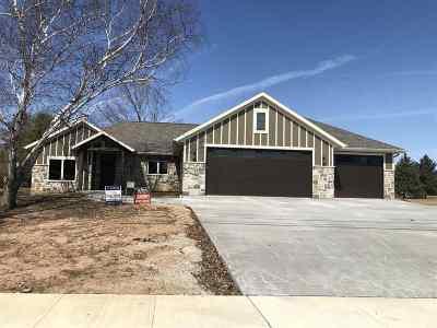 Appleton Single Family Home Active-No Offer: 5742 W Spencer