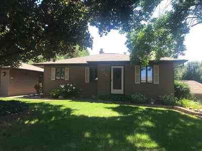 Combined Locks Single Family Home Active-No Offer: 439 Paul
