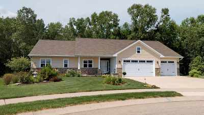 Green Bay Single Family Home Active-No Offer: 2160 Grey Wolf