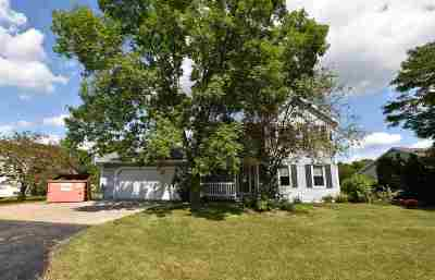 Appleton Single Family Home Active-No Offer: W2844 Trumpet