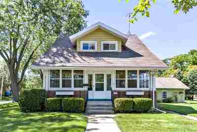 Appleton Single Family Home Active-No Offer: 1107 S Mason
