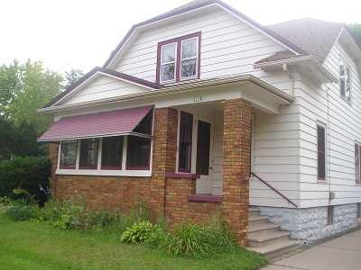 Oshkosh Single Family Home Active-No Offer: 1628 Michigan