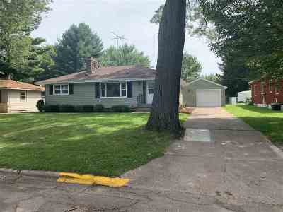 Shawano Single Family Home Active-No Offer: 920 S Andrews