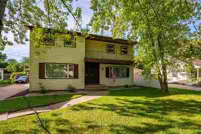 Appleton Multi Family Home Active-No Offer: 1312 S Riverdale