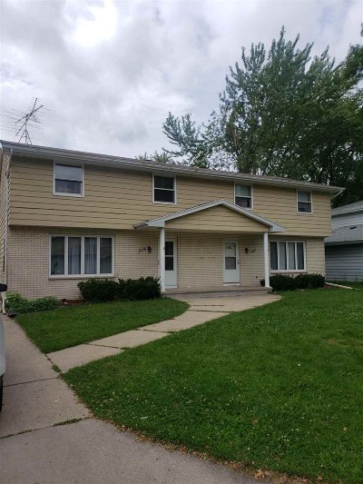 Appleton Multi Family Home Active-Offer No Bump: 719 N Hawthorne