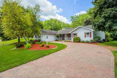 Greenville Single Family Home Active-No Offer: N1217 Peaceful