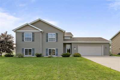 Neenah Single Family Home Active-No Offer: 2292 Lacewing