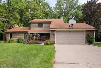 Menasha Single Family Home Active-No Offer: 1016 Stardust