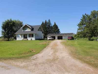 Oconto Falls Single Family Home Active-Offer No Bump: 5009 Golden Corners