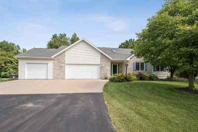 Appleton Single Family Home Active-Offer No Bump: N9594 Onyx