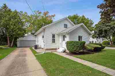 Appleton Single Family Home Active-No Offer: 621 S Fairview