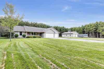 Sobieski Single Family Home Active-Offer No Bump: 557 Hogan