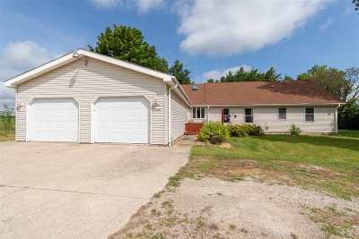 Oshkosh Single Family Home Active-No Offer: 4792 Hwy E