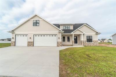 Appleton Single Family Home Active-No Offer: N9363 Touchdown