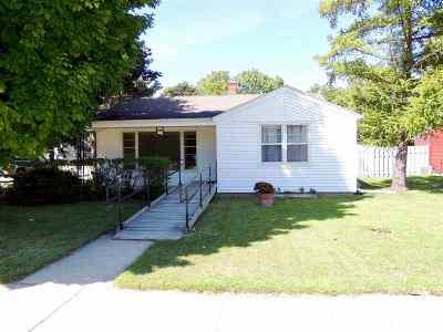 Oshkosh Single Family Home Active-No Offer: 146 W 21st