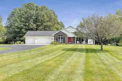 Oneida Single Family Home Active-No Offer: 4210 Winding Brook