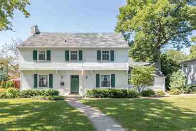 Appleton Single Family Home Active-No Offer: 1601 S Outagamie