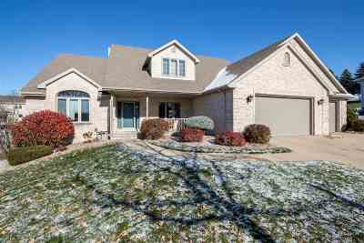 Green Bay Single Family Home Active-No Offer: 2679 Radinz