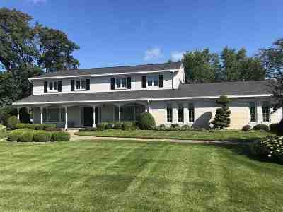 Appleton Single Family Home Active-No Offer: 500 W Parkridge