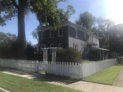 Neenah Multi Family Home Active-No Offer: 349 E Franklin