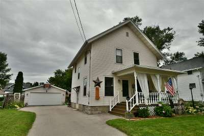 Appleton Single Family Home Active-No Offer: 923 W Commercial