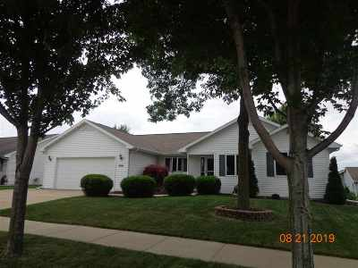 Kaukauna Single Family Home Active-Offer No Bump: 2041 Mayflower