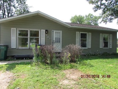 Waupaca Single Family Home Active-Offer No Bump: 400 6th