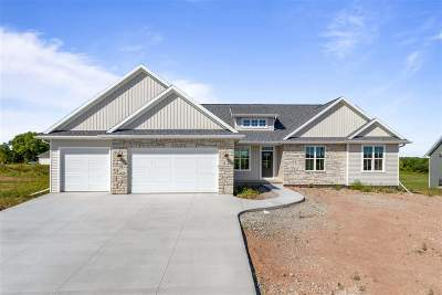 Greenville Single Family Home Active-No Offer: W7078 Ridgeline