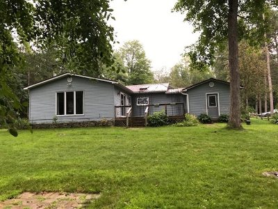 Crivitz Single Family Home Active-No Offer: N6983 Wood Duck