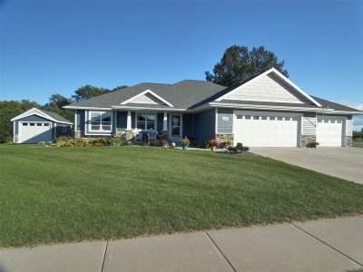 Green Bay Single Family Home Active-Offer No Bump: 4235 Fairford