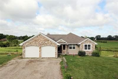 Pulaski WI Single Family Home Active-Offer No Bump: $269,900