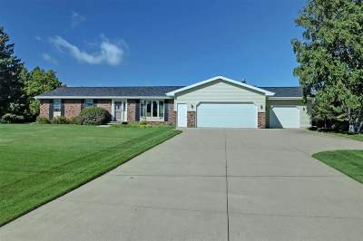 Greenville Single Family Home Active-Offer W/Bump: N1373 Westhaven