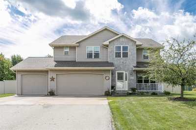 Greenville Single Family Home Active-Offer No Bump: W7025 Everglade