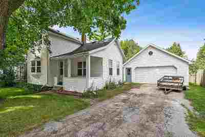 Seymour Single Family Home Active-No Offer: 307 Robbins