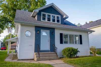 Kaukauna Single Family Home Active-Offer W/Bump: 310 W 6th