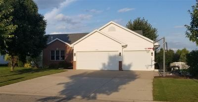 Greenville Single Family Home Active-No Offer: N1706 Chesapeake