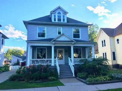 Marinette Single Family Home Active-No Offer: 1943 Stephenson
