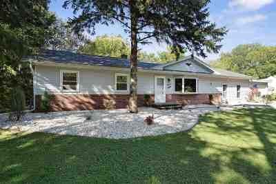 Oneida Single Family Home Active-No Offer: 1280 Riverdale