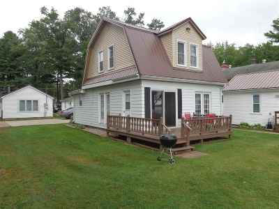 Shawano Condo/Townhouse Active-No Offer: W5833 Sunset #1