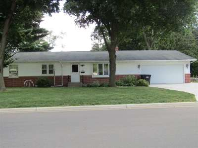 Shawano Single Family Home Active-No Offer: 1104 S Park