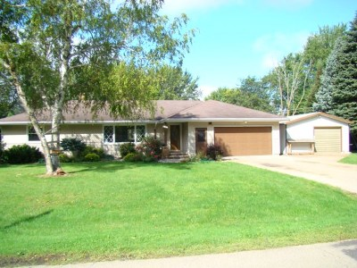 Greenville Single Family Home Active-No Offer: N1547 Ridgeway