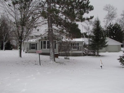 Marinette County Single Family Home Active-No Offer: W11435 1st