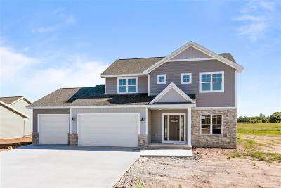 Greenville Single Family Home Active-No Offer: W6844 Design