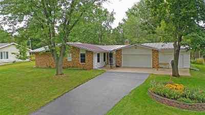 Waupaca Single Family Home Active-Offer No Bump: 416 S Harrison