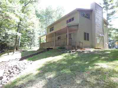 Marinette County Single Family Home Active-No Offer: N11947 Dumman